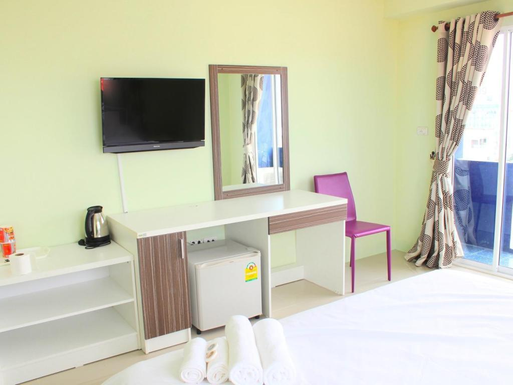 Studio Double bed - Guestroom Chevasai Huahin Hotel