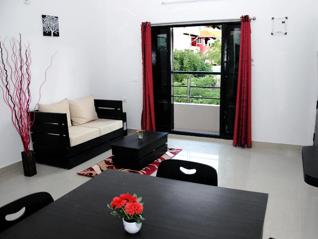 Varsha Enclave Serviced Apartment im Detail