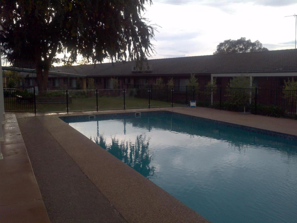 Swimming pool [outdoor] Tumut Valley Motel