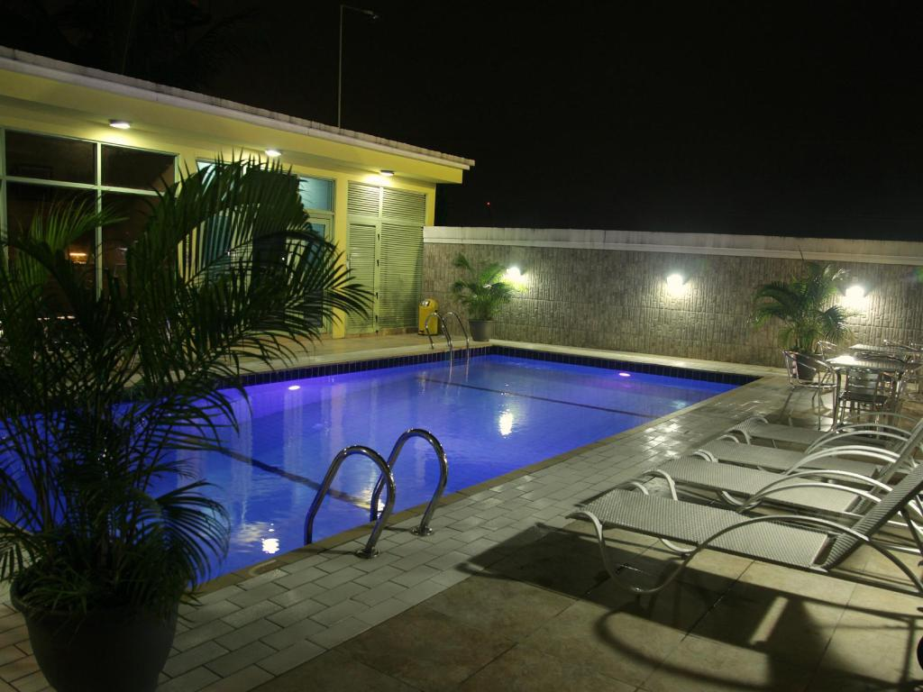 Swimming pool Swiss International Mabisel Port Harcourt