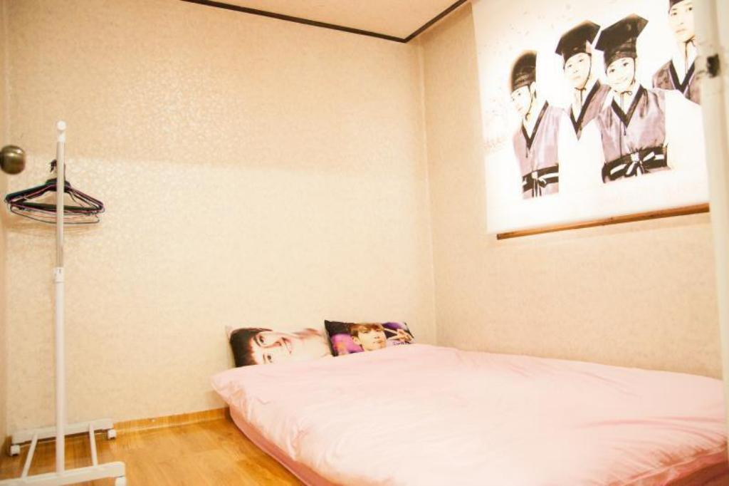 Double - 2 People - Bed Ewha DH Guesthouse
