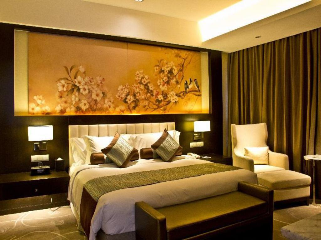 Club - Guestroom Crowne Plaza Shaoxing