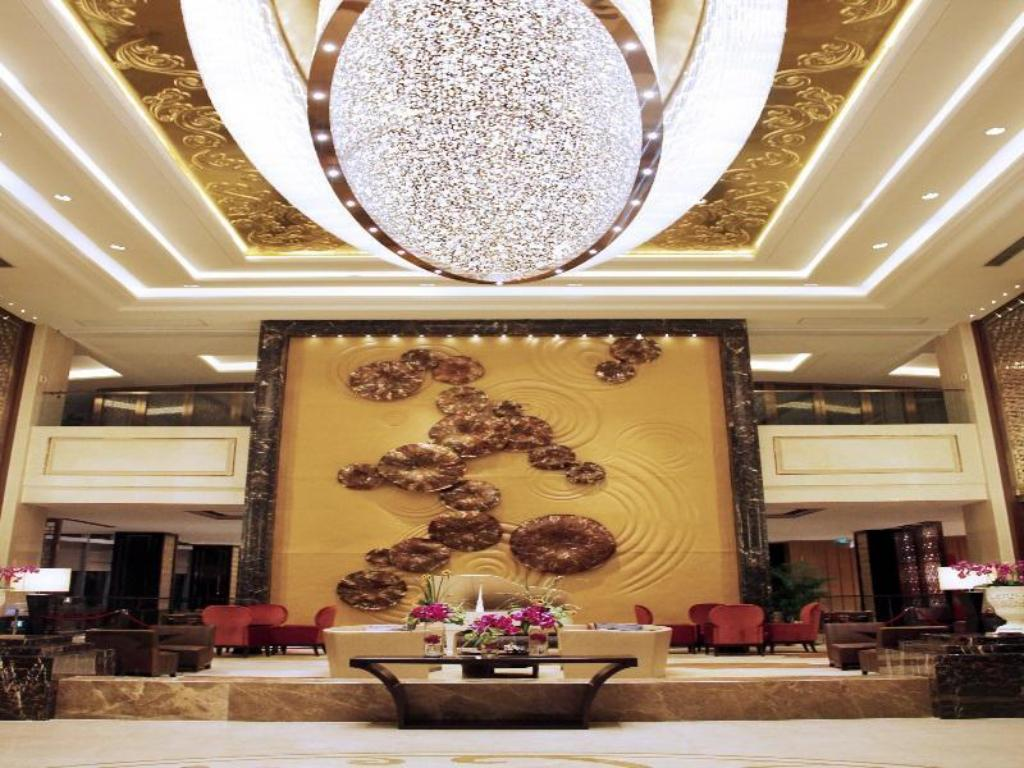 Lobby Crowne Plaza Shaoxing