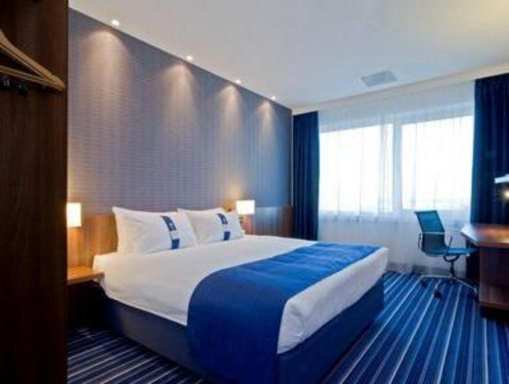 Εσωτερική όψη Holiday Inn Express Strasbourg Centre
