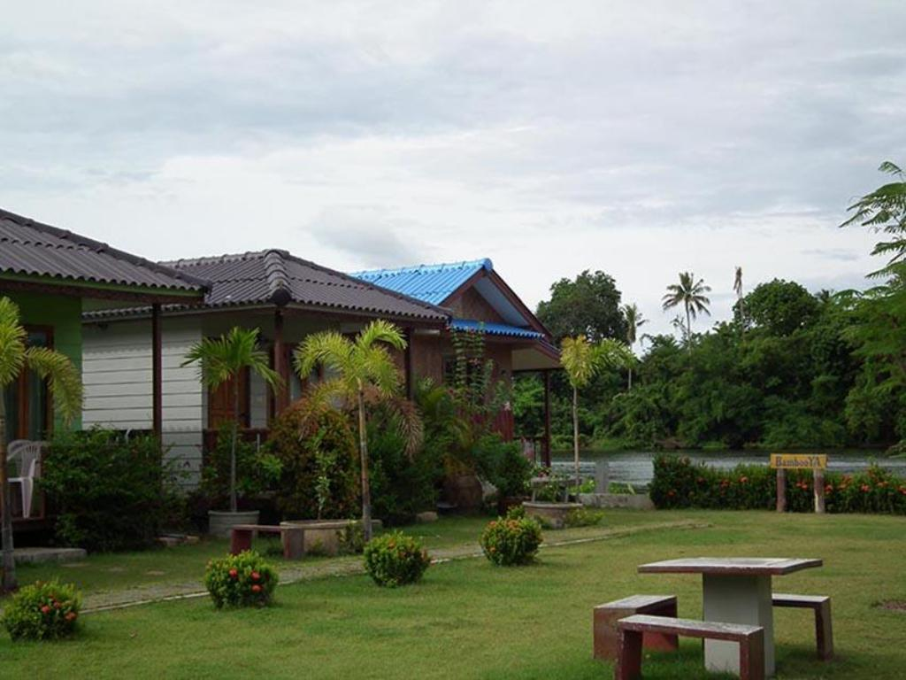 Exterior view Bambooya Resort