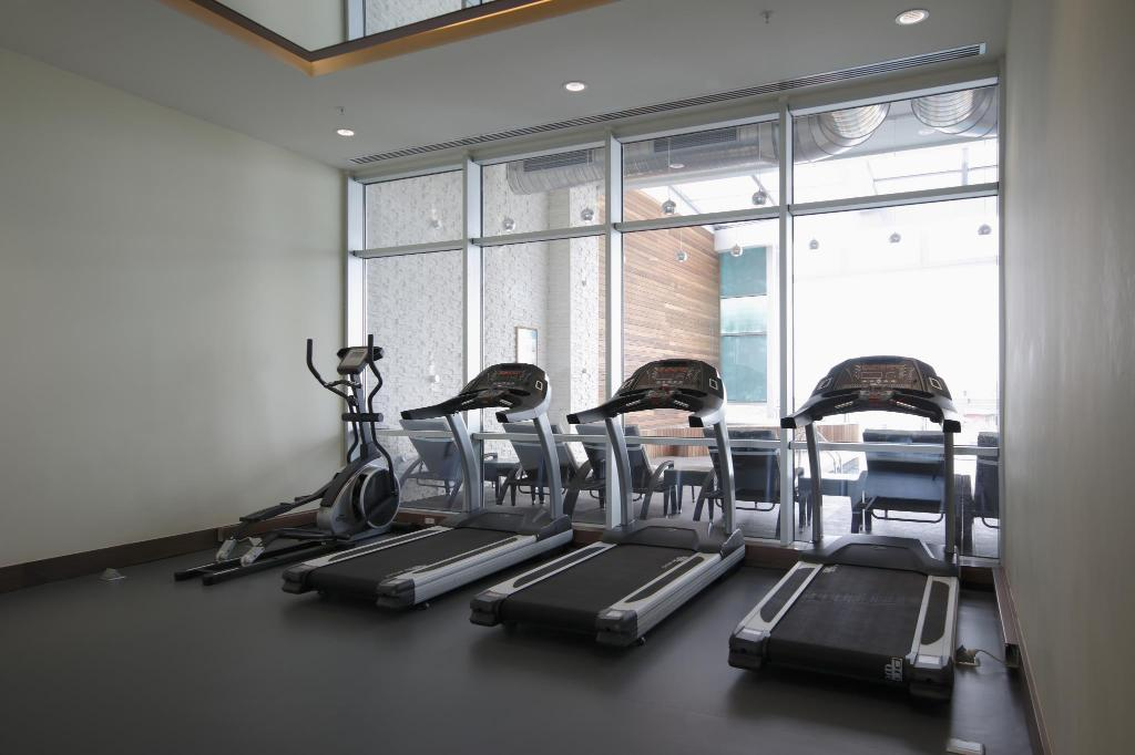 Fitness center Tuyap Palas Hotel