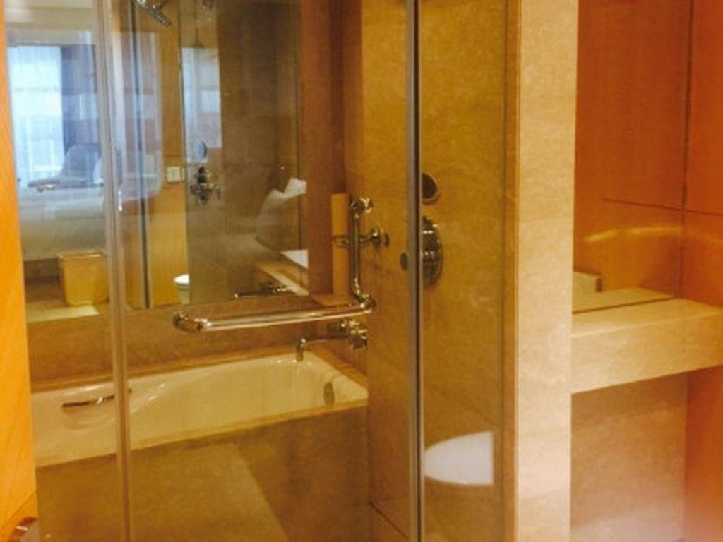 Bathroom Xian Melody Hotel Xinmei Branch