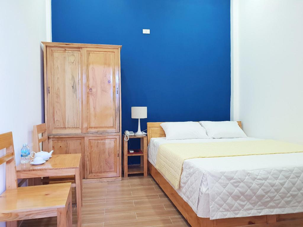 Double Bed - Bedroom Phu Tai center