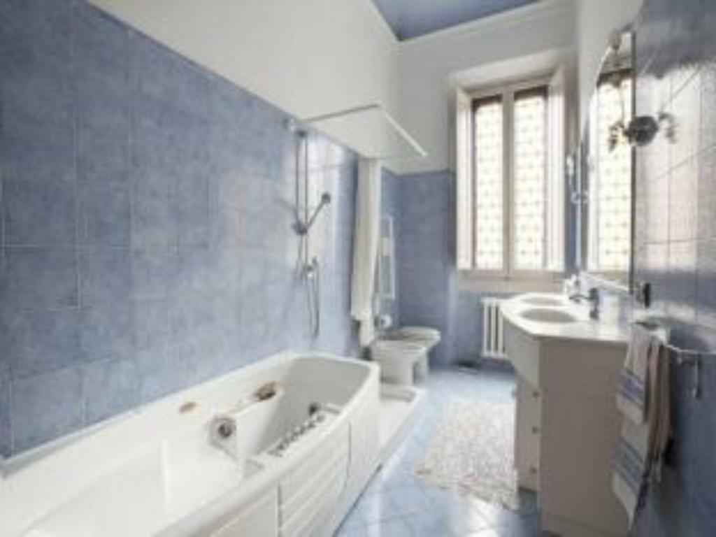 Bathroom Il Ferruccio Bed and Breakfast