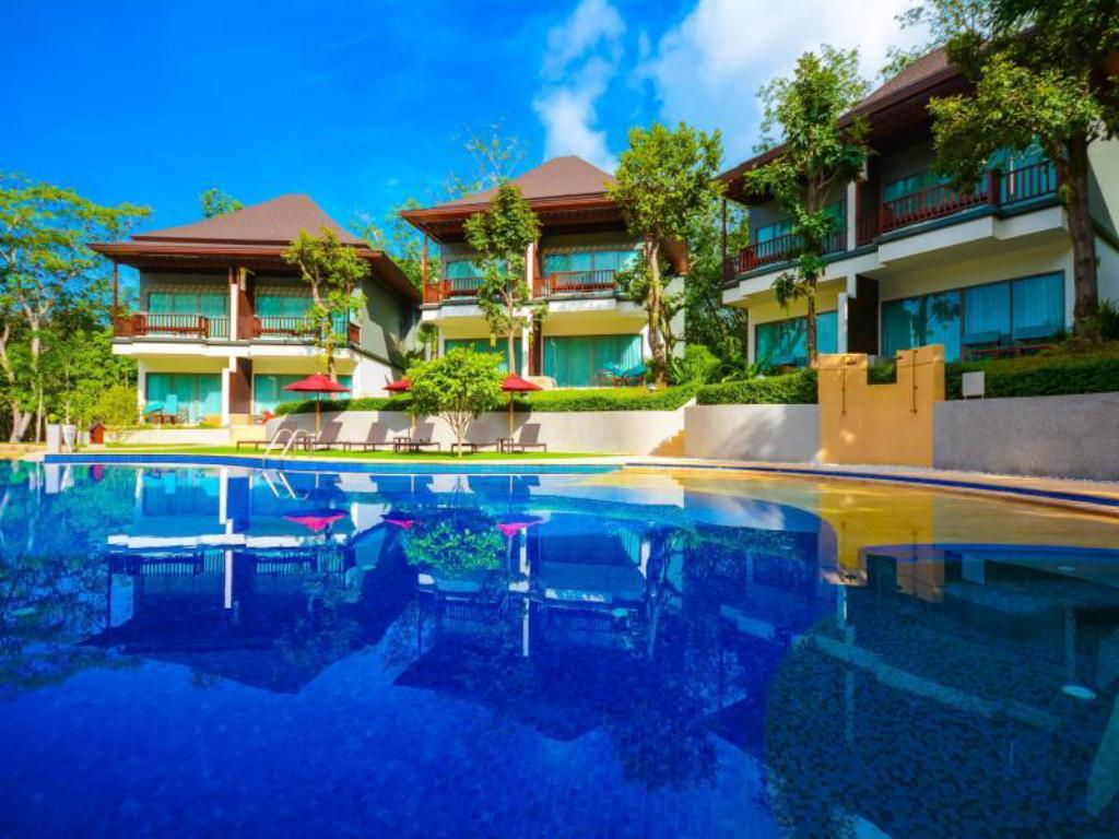 Πισίνα Crystal Wild Resort Panwa Phuket