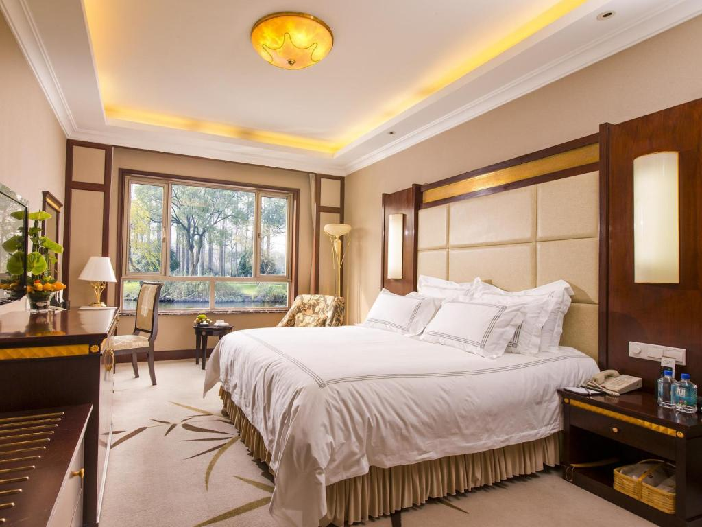 Superior King Room - Guestroom Hangzhou Xihu State Guest House