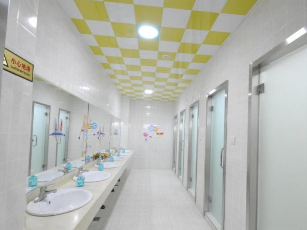 Bathroom Xian Capsule Yanta Branch Hotel