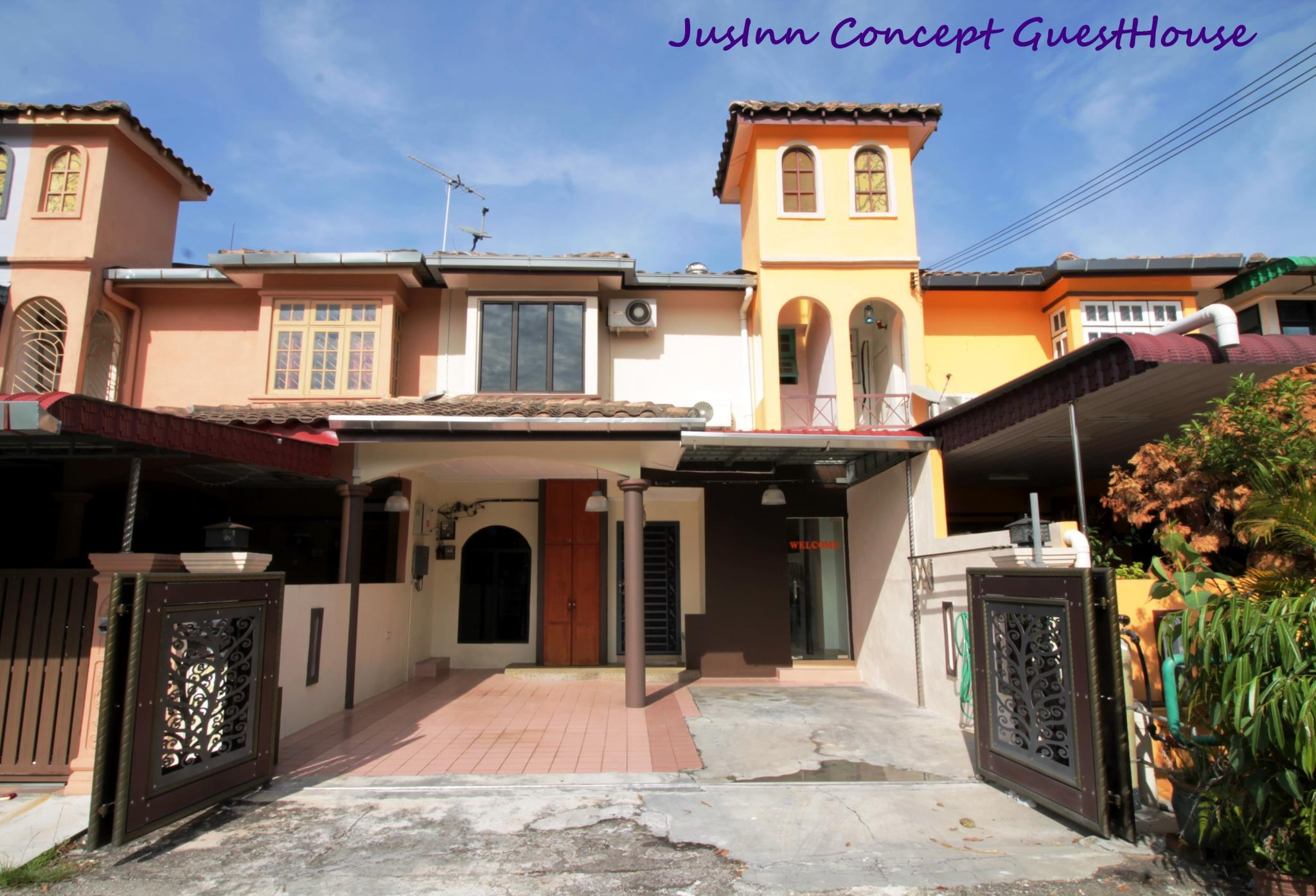 JusInn Vacation GuestHouse