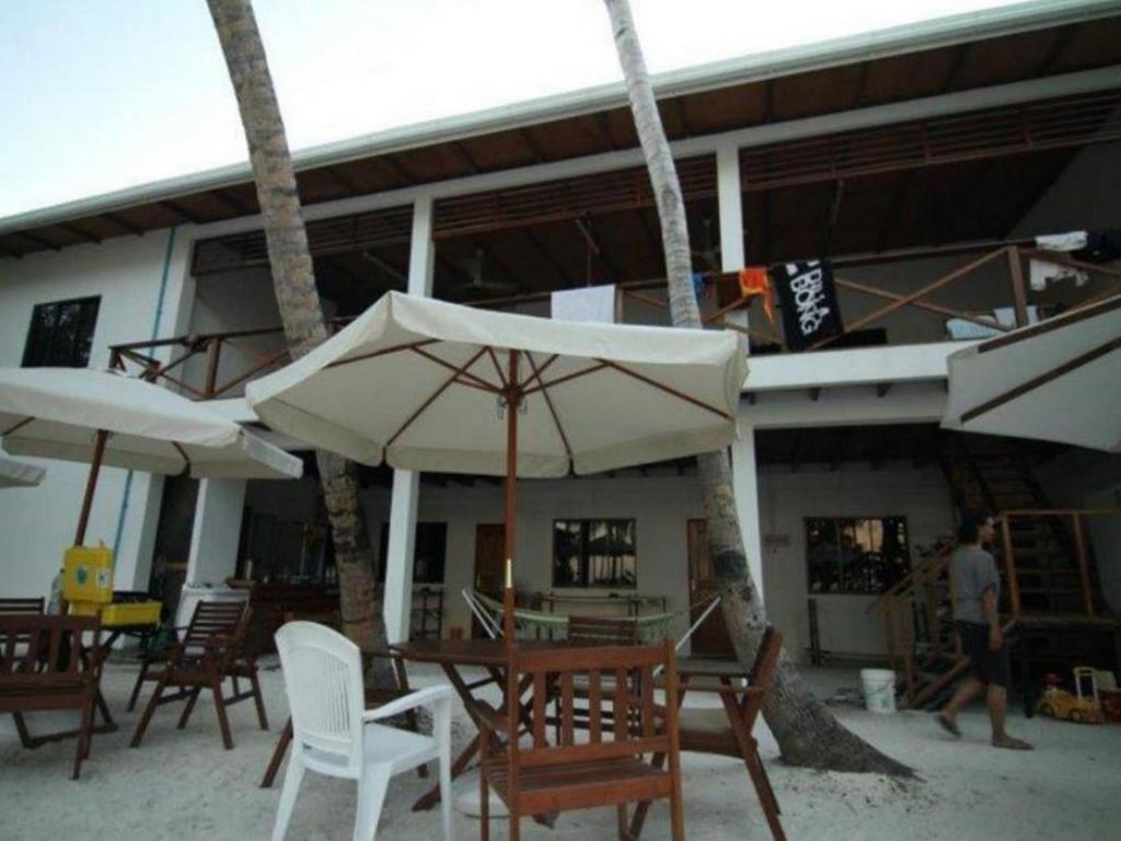 Restaurant Thulusdhoo Surf Camp