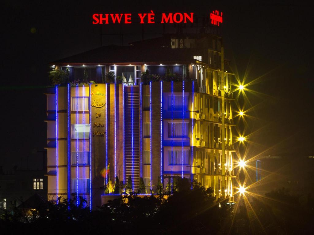 More about Shwe Ye' Mon Hotel