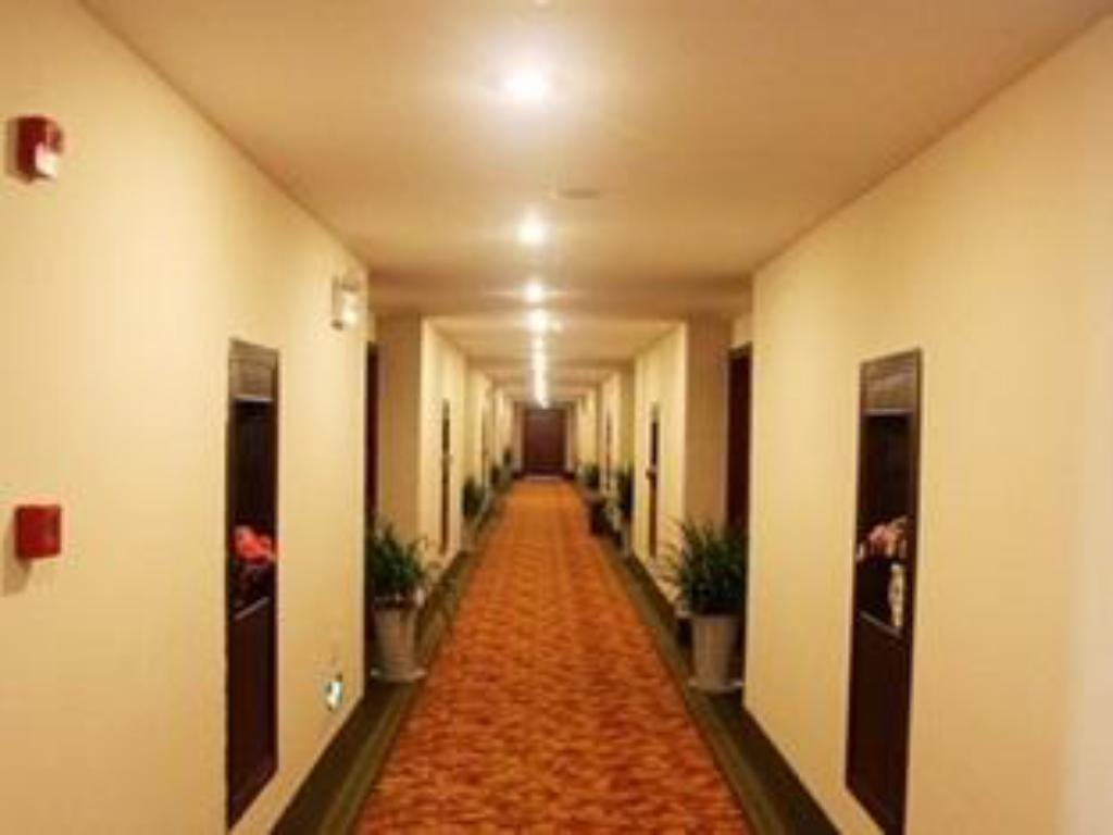 Notranjost Greentree Inn Hefei Changfeng Road Yuanyi Meibang International Residential Community Express Hotel
