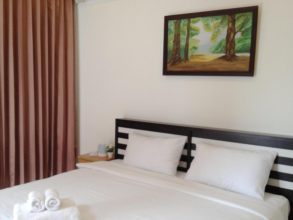 Standard Double Bed - Bed Phuket Point Guesthouse