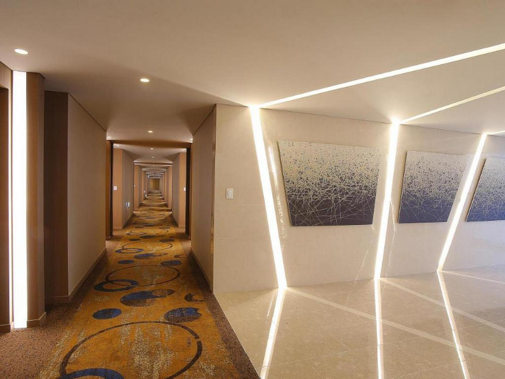 Interior view Hotel Aventree Busan