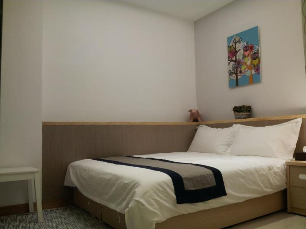 Double - Bed Hualien Melihai B & B