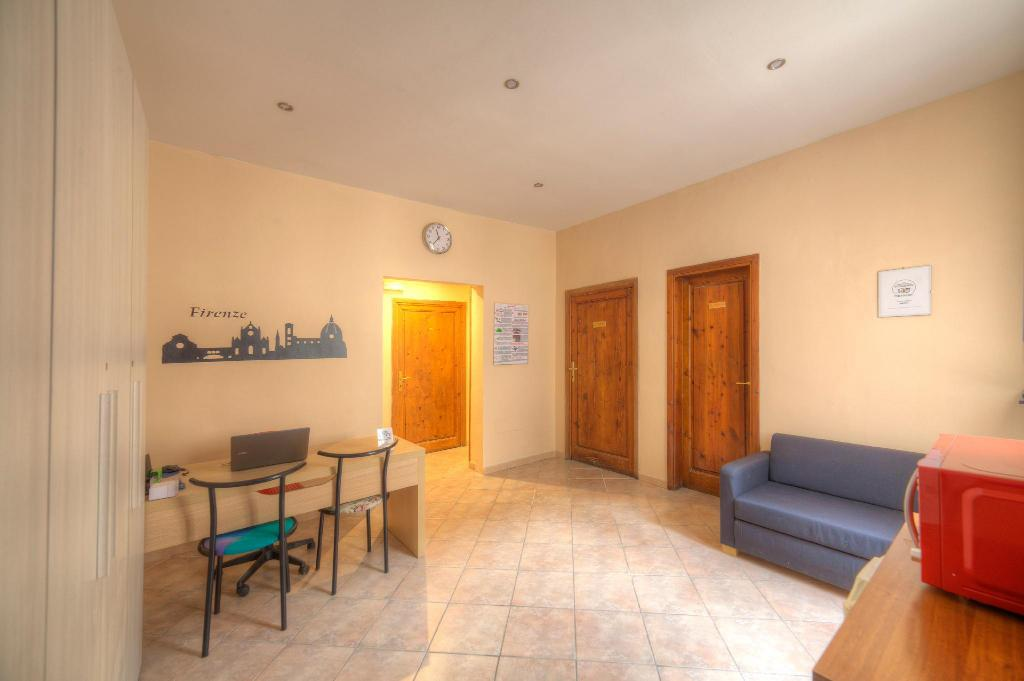 Lobby Sogni D'Oro Guest House