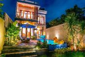 2018 SEMINYAK BRAND NEW!! 3 BR PRIVATE POOL VILLA