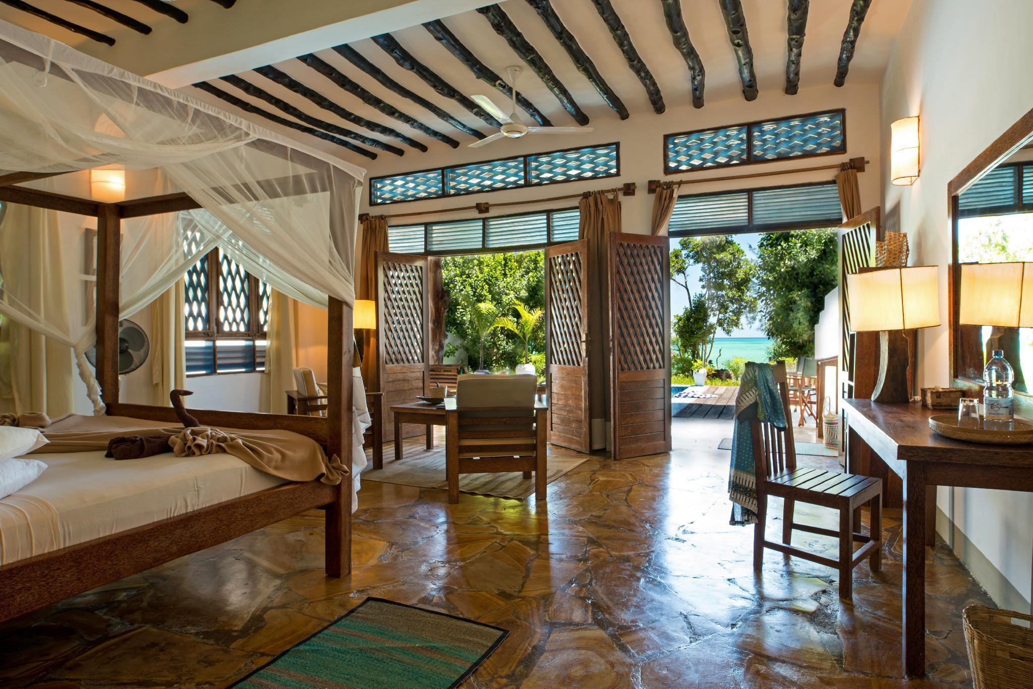 Pongwe Beach Hotel In Zanzibar Room