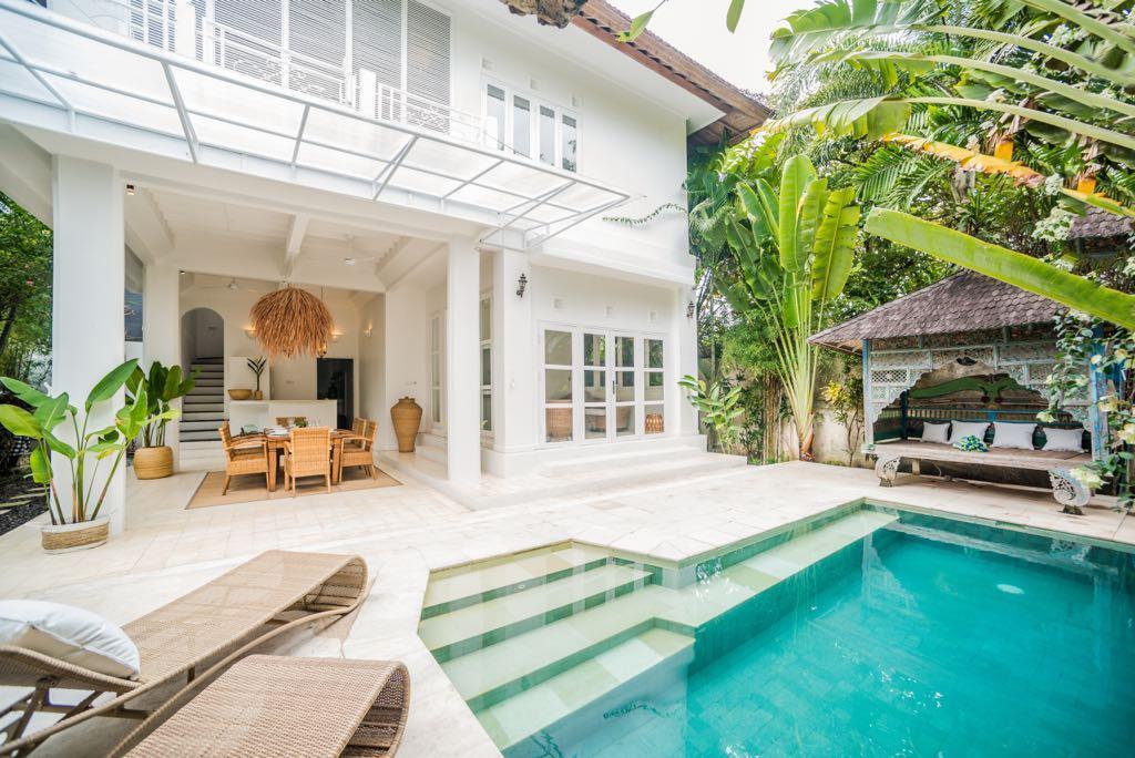 Luxury 3 Bedroom Villa With Pool In Seminyak Entire House Bali Deals Photos Reviews