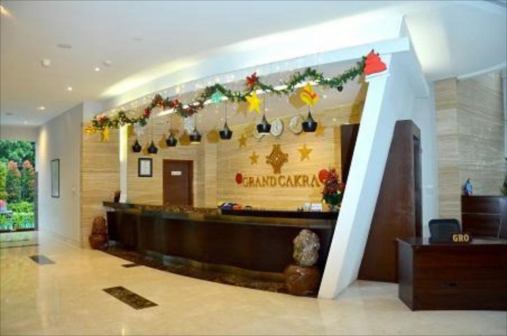 More about Grand Cakra Hotel Malang