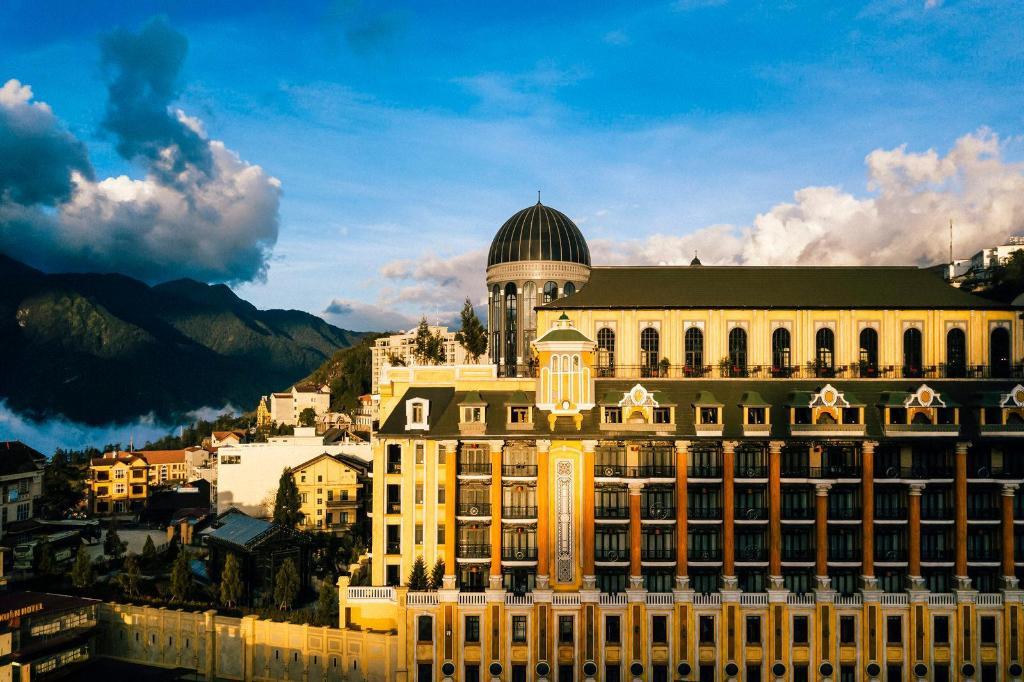 Khách Sạn De La Coupole - MGallery | Sapa ƯU ĐÃI CẬP NHẬT NĂM 2020 2249942  ₫, Ảnh HD & Nhận Xét