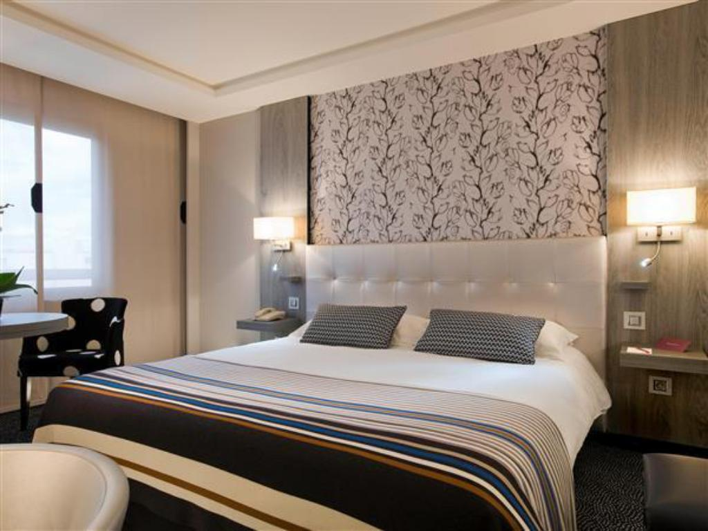 Superior Twin Bed - Bed Hotel Mercure Dijon Centre Clemenceau