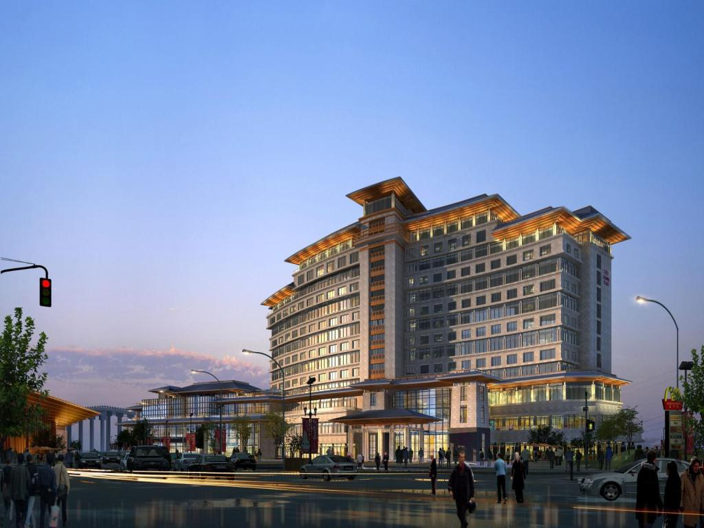More about Crowne Plaza Yangzhou