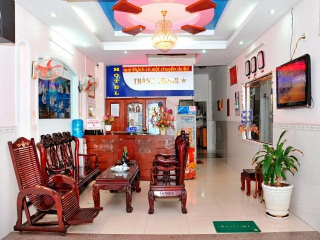 Lobby Thanh Trung Hotel