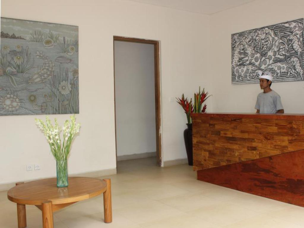Lobby Santun Luxury Private Villa