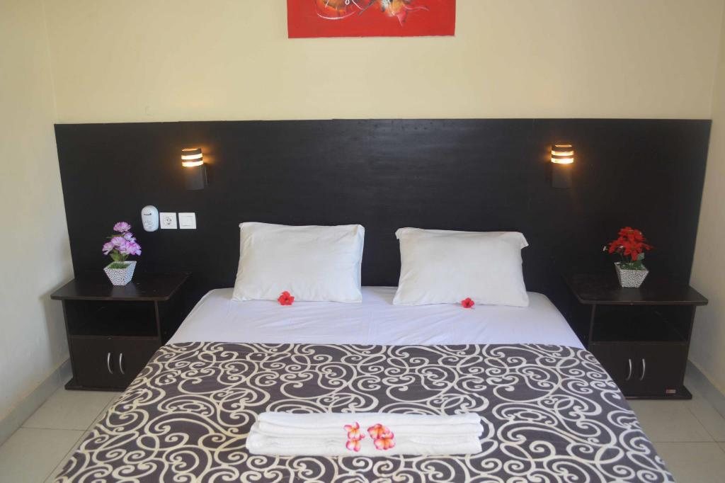 Standard Fan - Double Bed - Bed Beneyasa Beach Inn I
