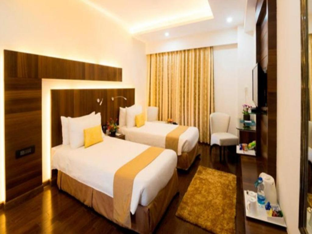 Superior Room - Guestroom Hotel Turquoise Chandigarh