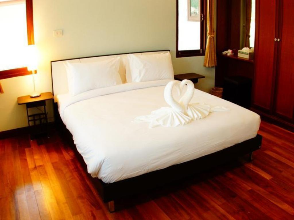 Villa House Type A - Bed Koh Chang Longstay Resort