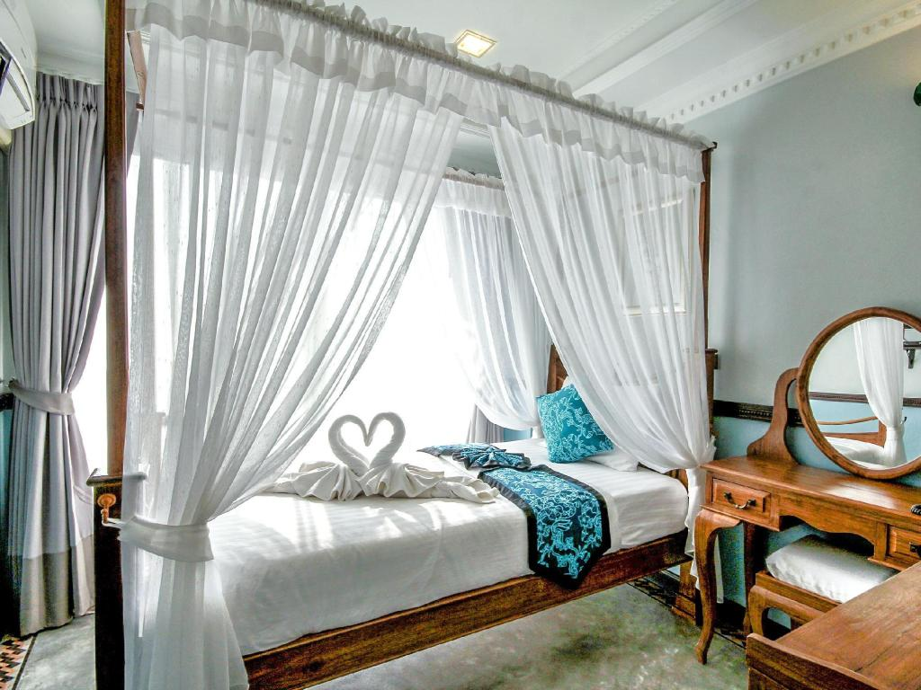 Single Bed - Guestroom U Residence