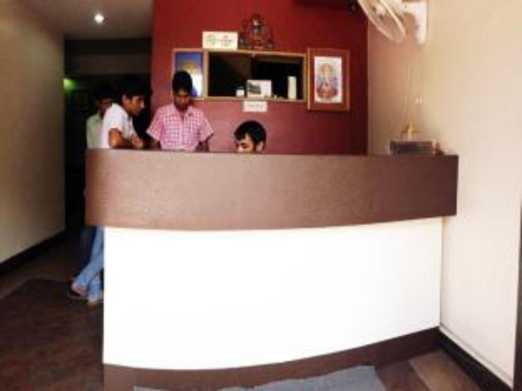 Interijer hotela Pacific Inn Gurgaon Sec 41