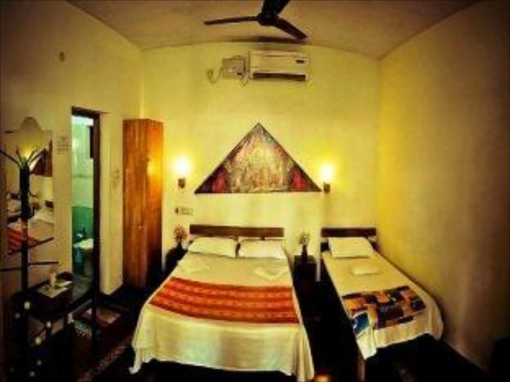 Sea View Deluxe Room - Guestroom Woodhouse Beach Resort