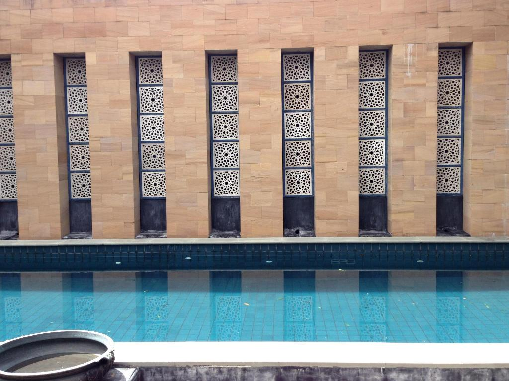Swimming pool Bann Tazala Exclusive Hotel
