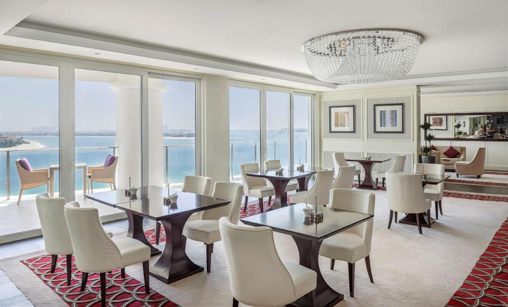 Interior view Waldorf Astoria Dubai Palm Jumeirah