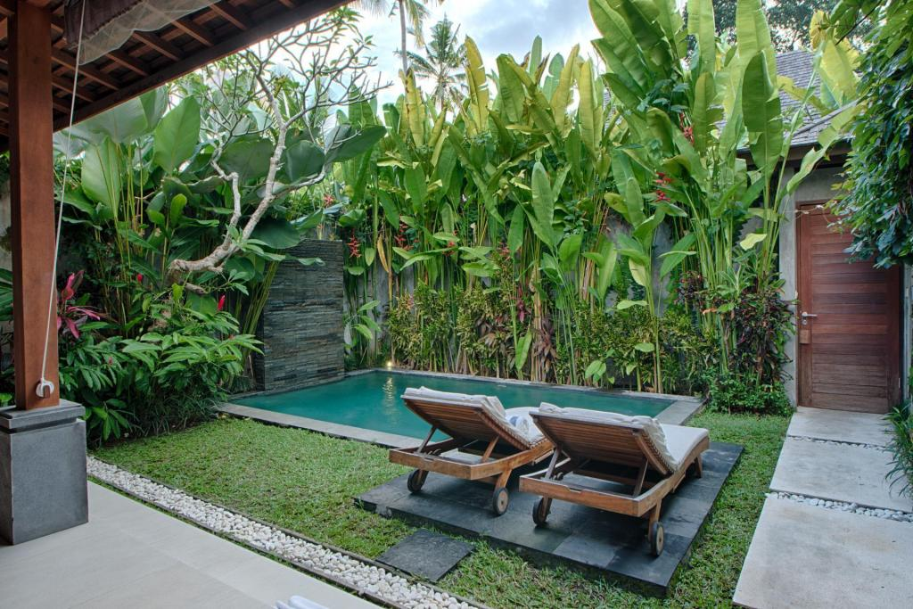 Swimming pool [outdoor] Santun Luxury Private Villa