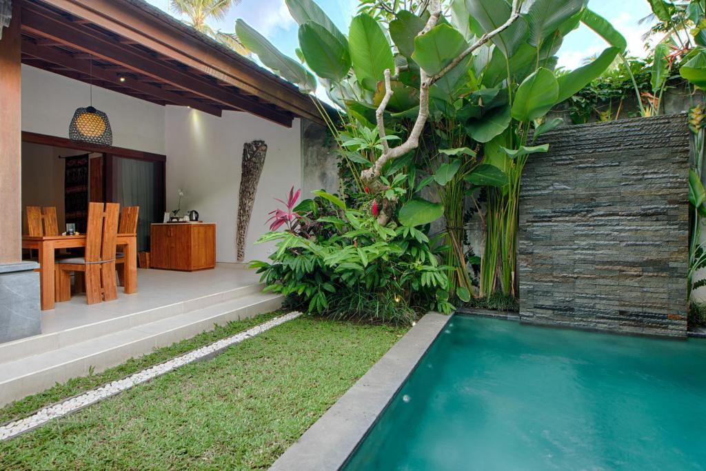 1 Bedroom Pool Villa - Private pool Santun Luxury Private Villa