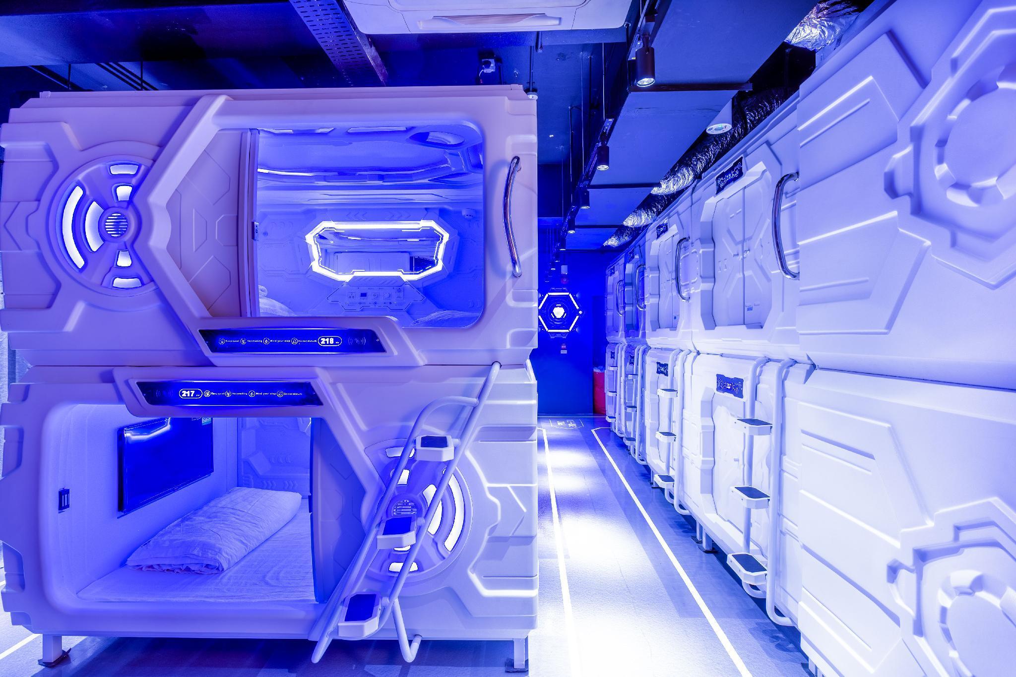 MET A Space Pod @ Arab Street Capsule hotel (Singapore) - Deals, Photos &  Reviews