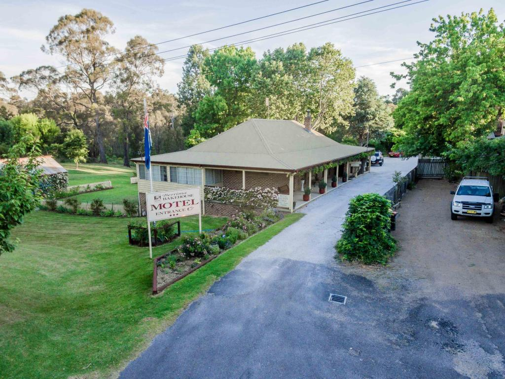 More about Berrima Bakehouse Motel