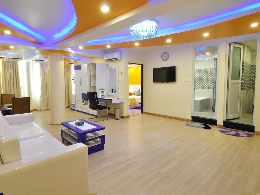 President Suite-huone (President Suite Room)