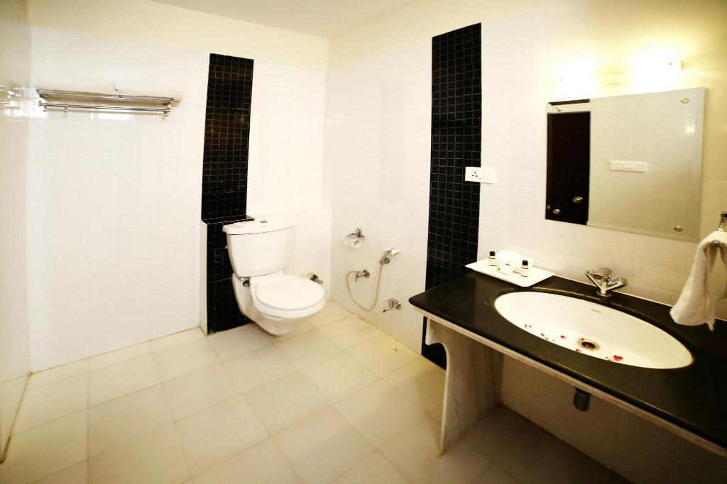 Bathroom Hotel Royal Pratap Niwas