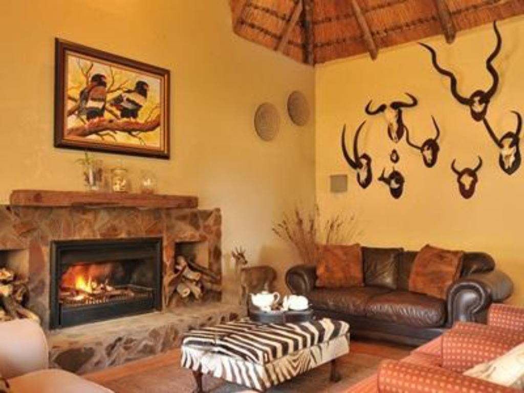 Vista interior Bateleur Tented Safari Hospedaje y Bush Spa (Bateleur Tented Safari Lodge and Bush Spa)
