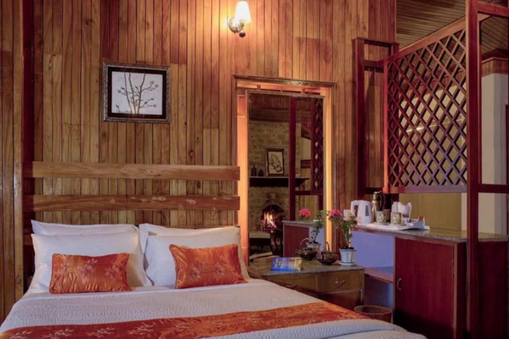 Super Deluxe - Bed Norbu Ghang Retreat and Spa