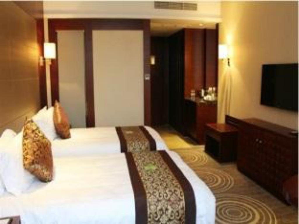 Standard Twin Room - Guestroom Ningbo Garden International Hotel
